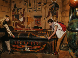 La Malédiction du Sphinx