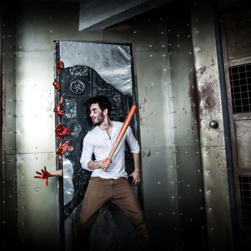 Le Bunker Zombie